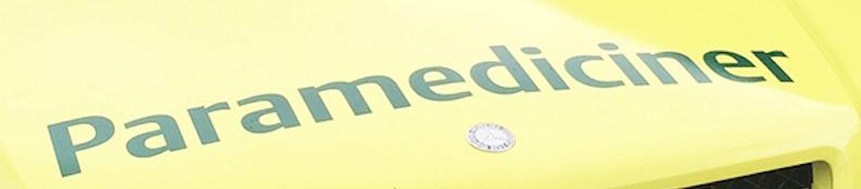Dansk Præhospital Selskabs anbefaling til fremtidens paramedicineruddannelse